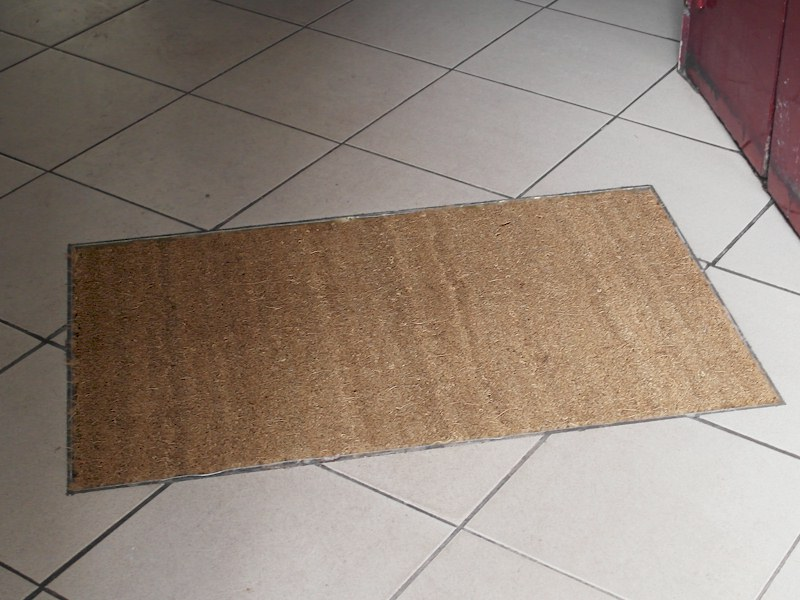 tapis A cave
